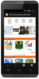 Best price on Micromax Canvas Fire 4 in India