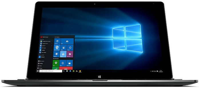Best price on Micromax Canvas LT666W Atom 10.1 Inch (2GB/32GB EMMC Storage/Windows 10) 2 in 1 Laptop in India