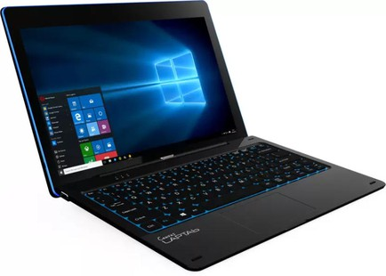 Best price on Micromax Canvas Laptab II LT777 Laptop (Atom Quad Core/2 GB/32 GB SSD/Windows 10) in India