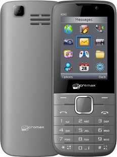 Best price on Micromax X242 in India