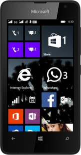 Best price on Microsoft Lumia 430 Dual SIM in India