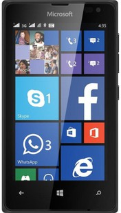 Best price on Microsoft Lumia 435 Dual SIM in India