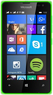 Best price on Microsoft Lumia 532 Dual SIM in India