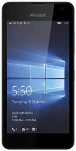 Best price on Microsoft Lumia 550 in India