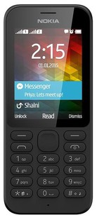 Best price on Microsoft Nokia 215 in India