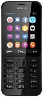 Best price on Microsoft Nokia 222 in India