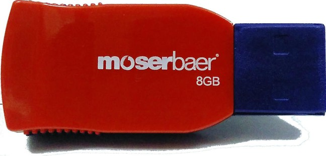 Best price on moserbaer Racer 8GB Pen Drive in India