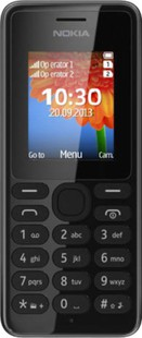 Best price on Nokia 108 Dual SIM in India