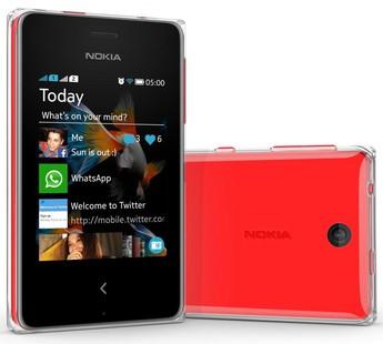 Best price on Nokia Asha 500 in India