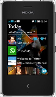 Best price on Nokia Asha 500 Dual SIM in India