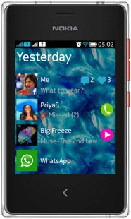 Best price on Nokia Asha 502 in India