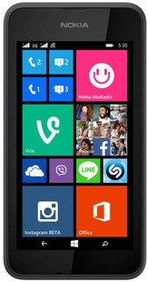 Best price on Nokia Lumia 530 Dual SIM in India