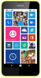 Best price on Nokia Lumia 630 in India