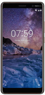 Best price on Nokia 7 plus in India