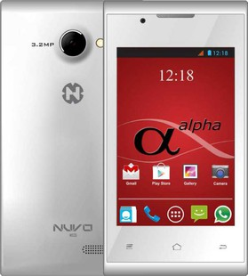 Best price on Nuvo Alpha NS35 in India