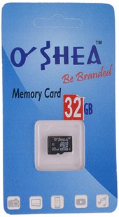 Best price on Oshea 32GB MicroSDHC Class 10 Memory Card in India