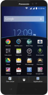 Best price on Panasonic Eluga S in India