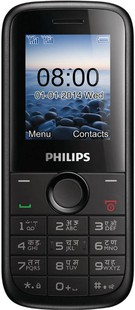 Best price on Philips E130 in India