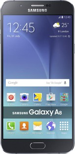 Best price on Samsung Galaxy A8 in India