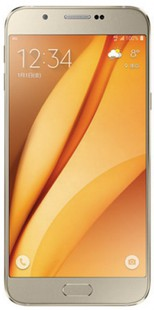 Best price on Samsung Galaxy A8 (2016) in India
