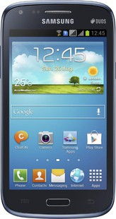 Best price on Samsung Galaxy Core Duos GT-I8262 in India