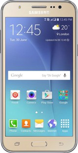 Best price on Samsung Galaxy J5 8GB in India