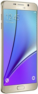 Best price on Samsung Galaxy Note 5 in India
