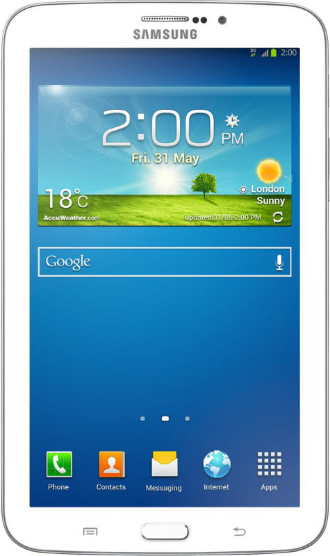 Best price on Samsung Galaxy Tab 3 T211 8GB in India