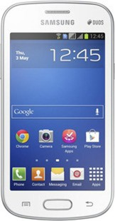 Best price on Samsung Galaxy Trend Duos S7392 in India