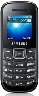 Best price on Samsung Guru E1207Y in India