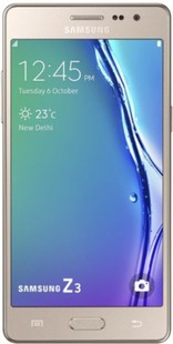 Best price on Samsung Z3 in India