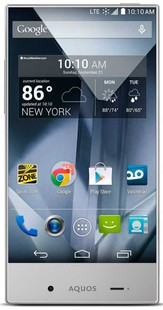 Best price on Sharp Aquos Crystal in India