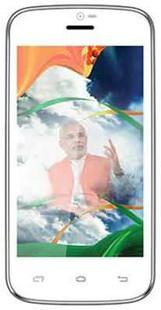 Best price on SmartNamo Saffron Wave A309 in India