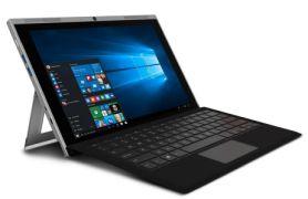 Smartron tbook - 12.2 Inch (Windows 10, Intel CoreM, 128GB SSD, Touchscreen) Laptop