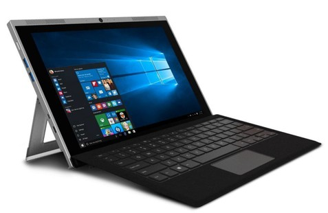 Best price on Smartron tbook - 12.2 Inch (Windows 10, Intel CoreM, 128GB SSD, Touchscreen) Laptop in India