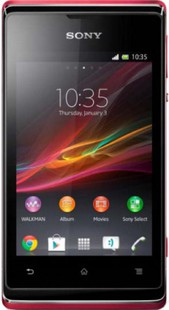 Best price on Sony Xperia E in India