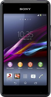 Best price on Sony Xperia E1 Dual in India