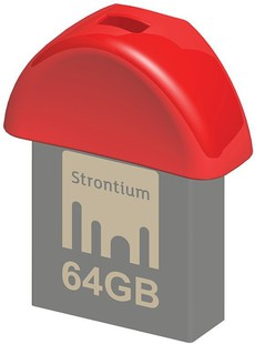 Best price on Strontium Nano 64GB USB 3.0 Pen Drive in India