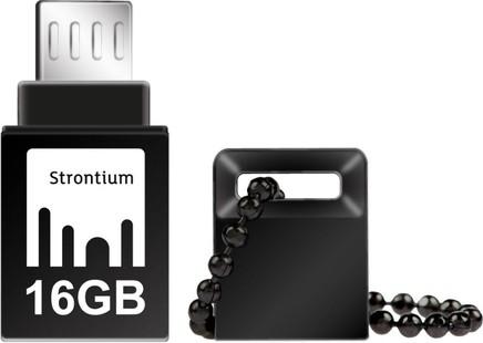 Best price on Strontium OTG Nitro 16GB USB 3.0 Pen Drive in India