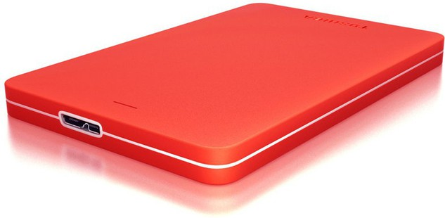 Best price on Toshiba Canvio Alumy 1TB External Hard Drive in India