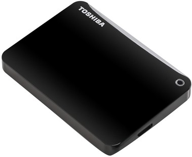 Best price on Toshiba Canvio Connect II USB 3.0 2TB External Hard Drive in India
