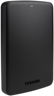 Best price on Toshiba Canvio Basics (HDTB330EK3CA) 3TB External Hard Disk in India