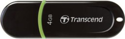 Transcend JetFlash 300 4GB Pen Drive