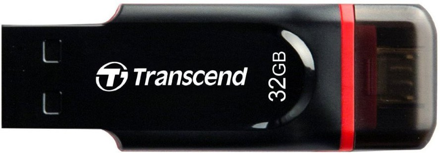 Best price on Transcend JetFlash 340 32GB Pen Drive in India