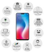 Best price on Vivo V9 - Side in India