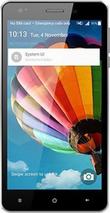 Best price on Videocon Infinium Z51 Punch in India