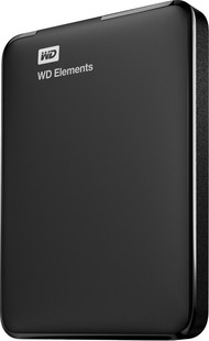 Best price on WD Elements Portable 1 TB USB 3.0 External Hard Disk in India