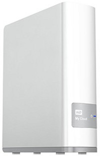 Best price on WD My Cloud Personal Storage 3.5 inch 3TB External Hard Disk in India