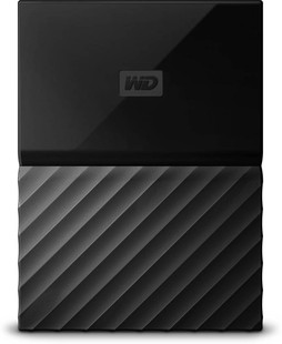 Best price on WD My Passport 2 TB Wired External Hard Disk Drive in India