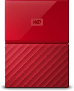 Best price on WD My Passport 4 TB Wired External Hard Disk Drive in India